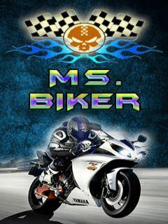 MS BIKER