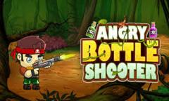 New Angry Bottle Shooter