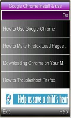 new Google Chrome Installation and usage guide