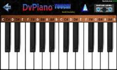 New piano touch