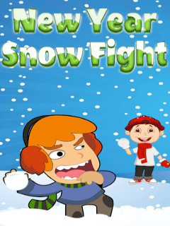 New Year Snow Fight