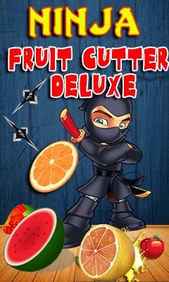 NINJA FRUIT CUTTER DELUXE