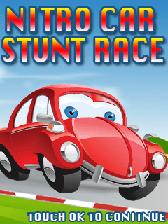 Nitro Car Stunt Race