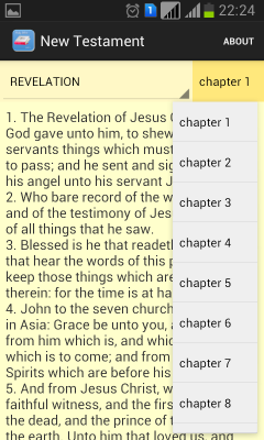 New Free Java Bible Apps Download