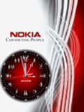 NOKIA ANIMATED CLOCK