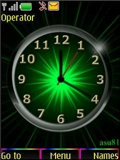 Nokia Colour Clock