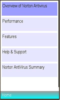 Norton antivirus /installation
