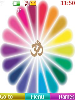 Om With Tone