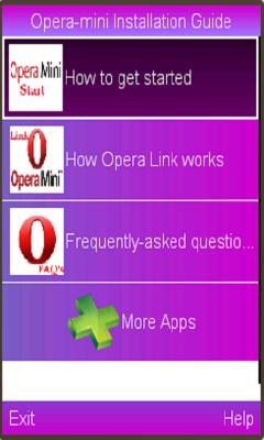 opera mini pro