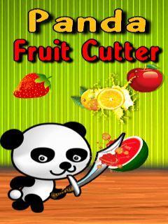 Panda Fruit Cutter