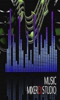 Phone MusicMixer Simulator