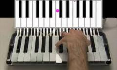 piano touch new