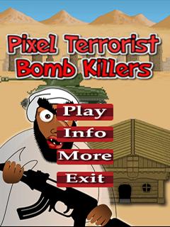 Pixel Terrorist Bomb Killer