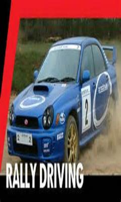 Rally Drive App