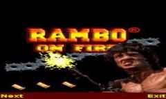 Rambo On Fire new version
