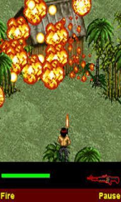 Rambo On Fire pro