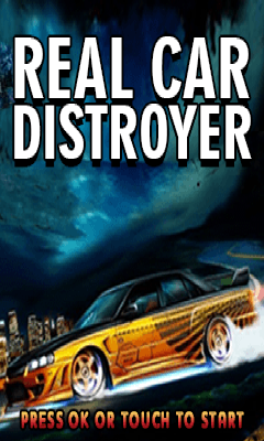 Real Car Distroyer -free