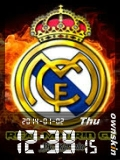 real madrid clock