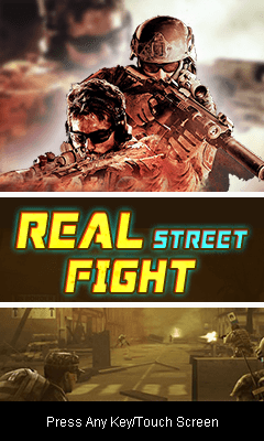 REAL STREET FIGHT