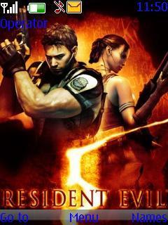 Resident Evil App