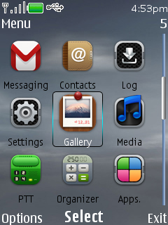 Free Download Samsung Live for Nokia X2-02 / X2-05 - Themes