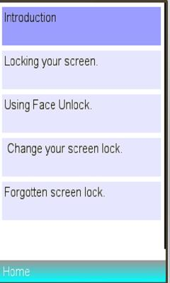 ScreenLock Safety