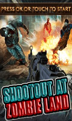 Shootout At Zombie Land