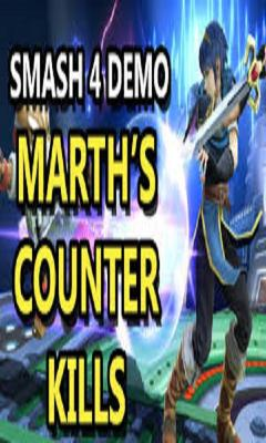 Smash Counter app