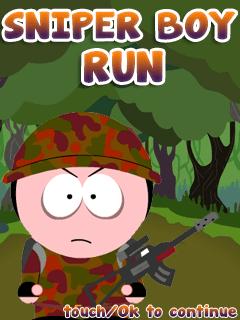 Sniper Boy Run