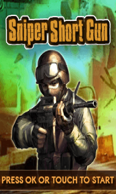 Sniper Shot Gun - Super Pro Edition -free