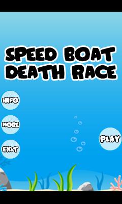Speed Boat Death Race