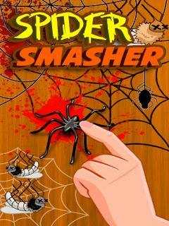Spider Smasher By Red Dot