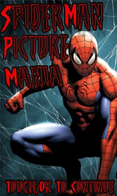 SpiderMan Picture Mania