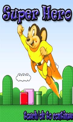 Stick Super Hero_