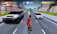 Street Skater for 3D
