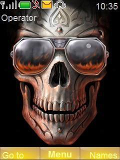 Style Of Skull