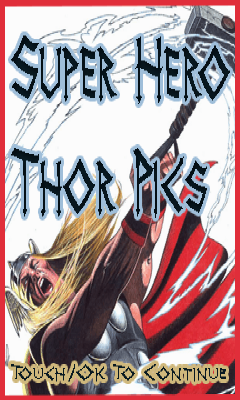 Super Hero Thor Pics-1
