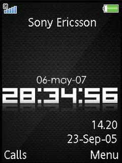 Swf Carbon Clock