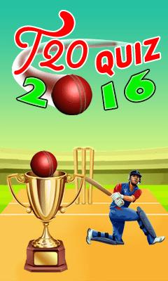 T20 Quiz 2016