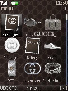 Free Download Tatzz - Gucci for Nokia Asha 202/205 - App