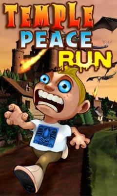 TEMPLE PEACE RUN