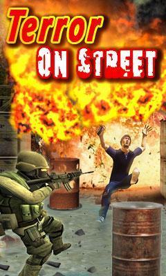 Terror On Street