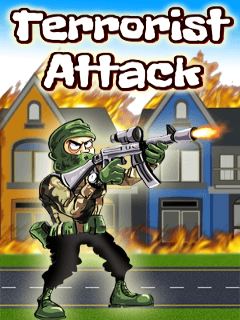 Terrorist - Attack