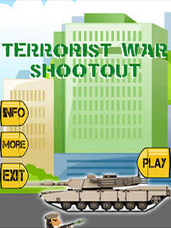 Terrorist War Shootout