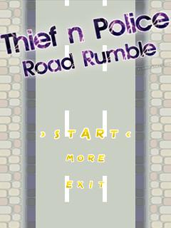 Thief N Police Road Rumble