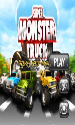 Truck Racer game