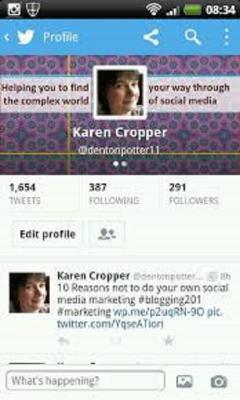 Twitter Mobile New