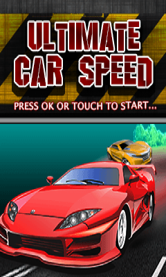 Ultimate Car Speed