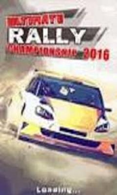 Ultimate Rally: Championship 2016 new