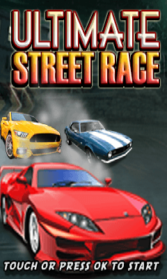 Ultimate Street Race-free